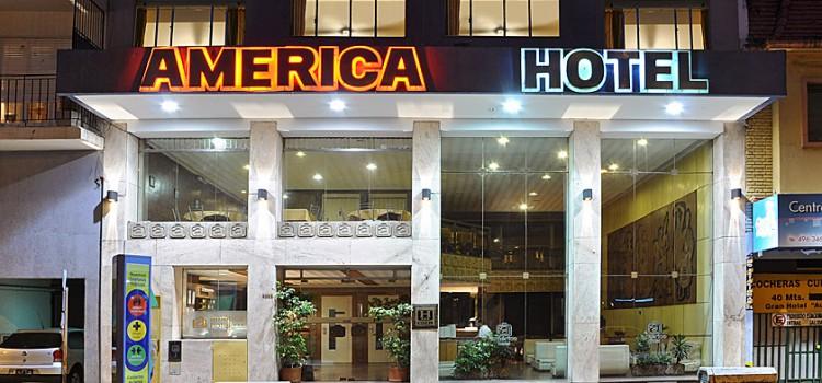 Hotel America  Buenos Aires Mar del Plata