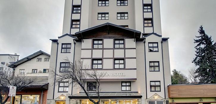 Hotel Cambria|Rio Negro|San Carlos de Bariloche