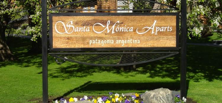 Apart Santa Monica| Sta. Cruz|El Calafate